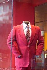 garnitur na wystawie