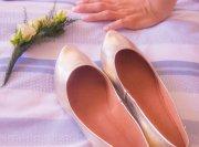 balerinki ze skóry