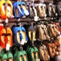 buty w sklepie